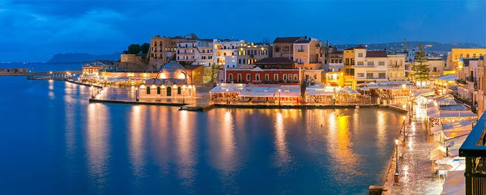 Chania House Prices