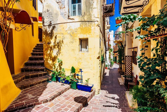 Chania real estate market analysis
